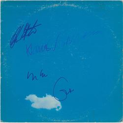 Beatles: Plastic Ono Band Signed Album