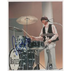 Beatles: Ringo Starr Signed Photograph