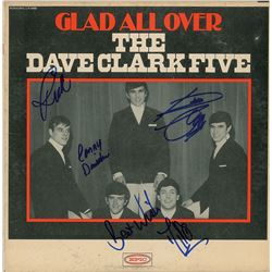 The Dave Clark Five Signed Album