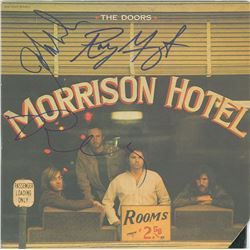 The Doors Signed Album