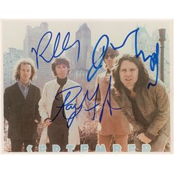 The Doors Signed Photograph