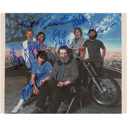 Grateful Dead Signed Photograph