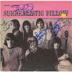 Jefferson Airplane Signed Album