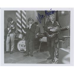 Van Morrison Signed Photograph