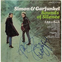 Simon and Garfunkel Signed Album