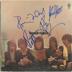 Small Faces Signed Album