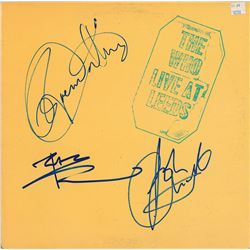 The Who Signed Album
