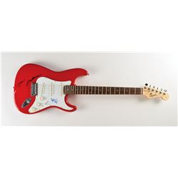 The Yardbirds Signed Guitar