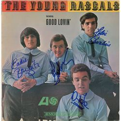 The Young Rascals Signed Album