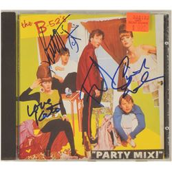 The B-52's Signed CD