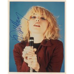 Blondie: Debbie Harry Signed Photograph