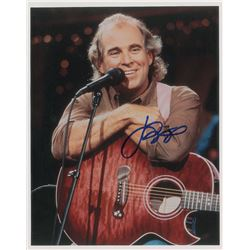 Jimmy Buffett Signed Photograph
