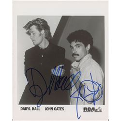 Hall and Oates Signed Photograph