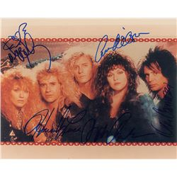 Heart Signed Photograph