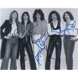 Journey Signed Photograph