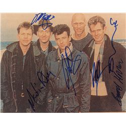 Midnight Oil Signed Photograph