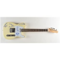 Sly and the Family Stone Signed Guitar