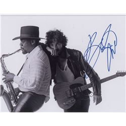 Bruce Springsteen Oversized Signed Photograph