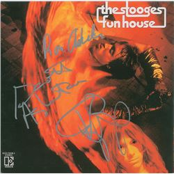 The Stooges Signed Album
