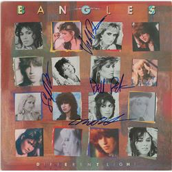 The Bangles Signed Album