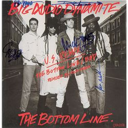 Big Audio Dynamite Signed Album