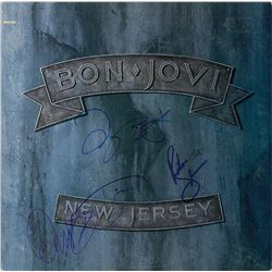 Bon Jovi Signed Album