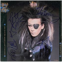 Dead or Alive Signed Album