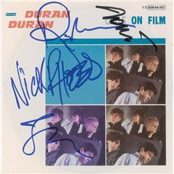 Duran Duran Signed 45 RPM Record