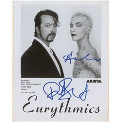 Eurythmics Signed Photograph
