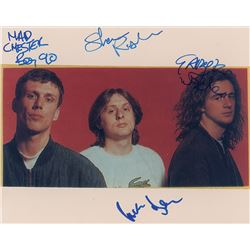 Happy Mondays Signed Photograph