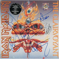 Iron Maiden Signed Album