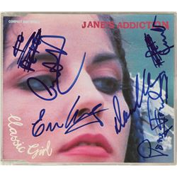 Jane's Addiction Signed CD
