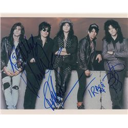 L. A. Guns Signed Photograph
