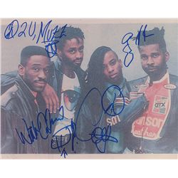 Living Colour Signed Photograph