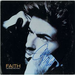 George Michael Signed Album