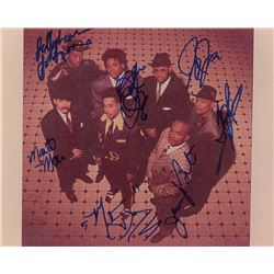 Prince: Morris Day and the Time Signed Photograph