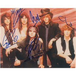 The Quireboys Signed Photograph