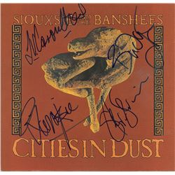 Siouxsie and the Banshees Signed 45 RPM Record