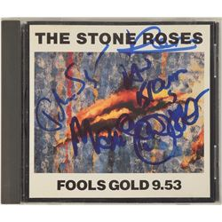 The Stone Roses Signed CD