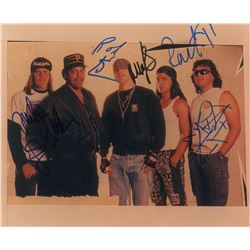 Suicidal Tendencies Signed Photograph