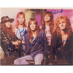 Tesla Signed Photograph