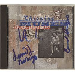 Throwing Muses Signed CD