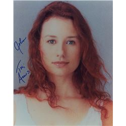 Tori Amos Oversized Signed Photograph