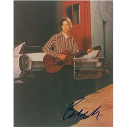 Beck Signed Photograph