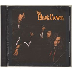 The Black Crowes Signed CD