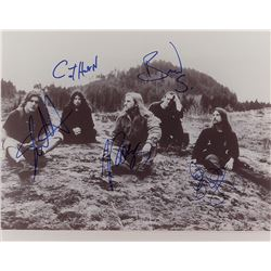 Blind Melon Oversized Signed Photograph