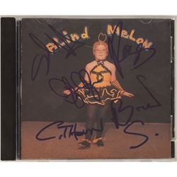 Blind Melon Signed CD