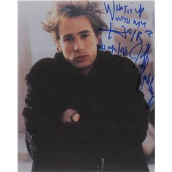 Jeff Buckley Signed Photograph
