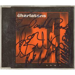 The Charlatans Signed CD