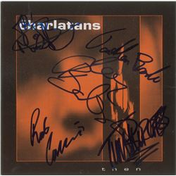 The Charlatans Signed 45 RPM Record